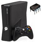 Xbox 360 Slim modificate con Flash Bios Lettore