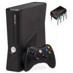 Modifica XBOX 360 Slim Flash Bios Ixtreme LT+ 3.0 + Aggiornamento Dashboard 17502 + Sicurezza Flash Lettore