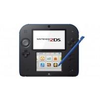 Nintendo 2DS con Modifica CFW Luma + Game Loader + Scheda di memoria da 8GB