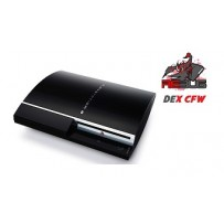 Servizio modifica PS3 FAT con Downgrade ed installazione CFW 4.81 DEX + Multiman + Showtime  - Ideale per Mod Menù