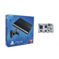 PS3 Super Slim 500GB modificata con E3 ODE Pro + Utility Pack