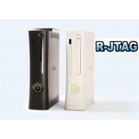 Modifica XBOX 360 Arcade o Elite con R-Jtag + FSD3ITA + Flash +Dashlaunch 3.18 + Freeboot 17511 + Pack Emulatori