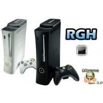 Modifica XBOX 360 Arcade o Elite con RGH + FSD3ITA + Flash Lettore + Dashlaunch 3.17 +Freeboot 17502+ Pack Emulatori + Aurora Dashboard