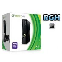 Xbox 360 Slim 250GB usata modificata con RGH + FSD3 ITA + Pack emulatori + Freeboot 17502 + Aggiornamento Avatar