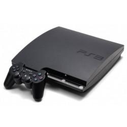 Ps3 Slim modificata con CFW 4.81 Cobra Edition HDD 120GB  + Multiman + Showtime + Pack Multimedia - Usato Garantito
