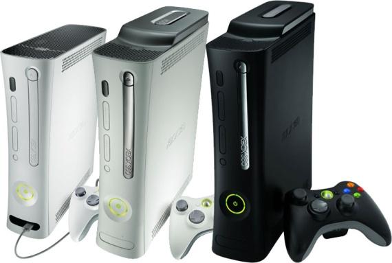 xbox 360 FAT; arcade ed elite