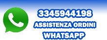 assistenza clienti whatsapp