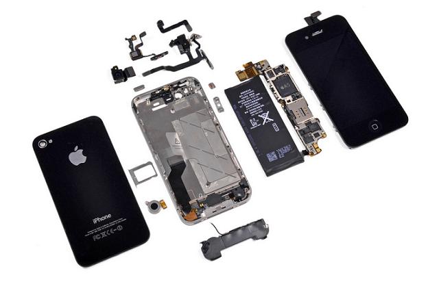 Ricambi per Iphone 4 e 4S