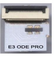 QSB di ricambio per E3 ODE PRO