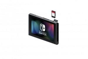 Riparazione Nintendo Switch che non legge o carica i giochi
