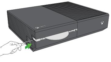 Riparazione XBox One con problemi di caricamento o espulsione del disco