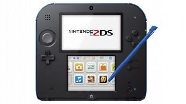 Nintendo 2DS modificata