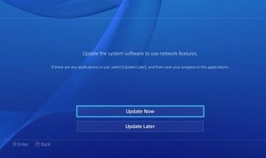 Riparazione PS4 con sistema operativo bloccato