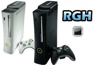 modifica rgh XBox 360
