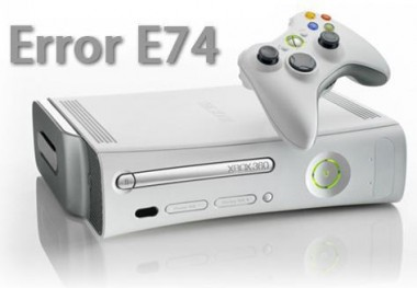 Riparazione E74 XBOX 360 con sostituzione scheda di rete
