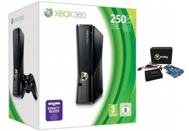 xbox 360 con modifica x360key