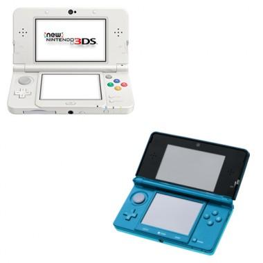 Servizio modifica Nintendo New 3DS e 3DS con Downgrade e CFW Luma + Game Loader