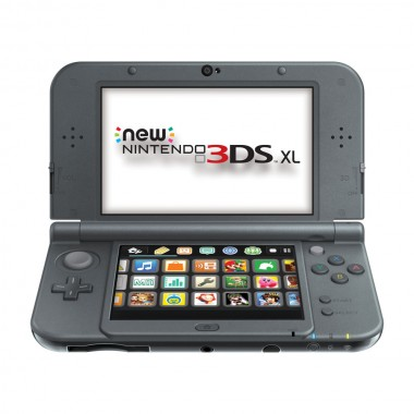 New 3DS XL con Modifica CFW Luma + Game Loader + Scheda di memoria da 8GB