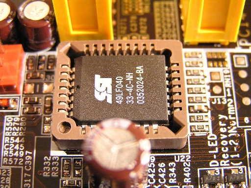 Servizio riprogrammazione BIOS PC Desktop con smontaggio e riassemblaggio