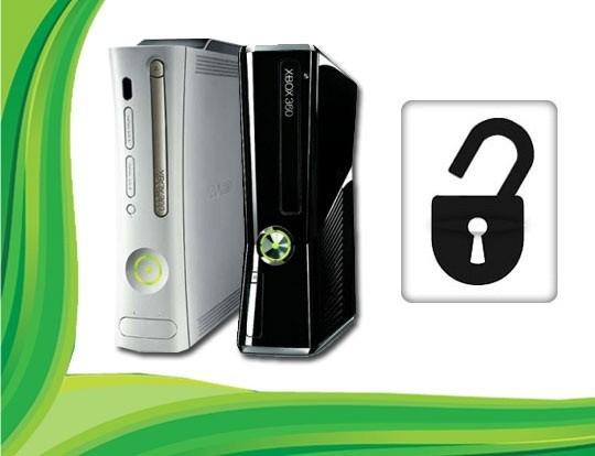 Riparazione Xbox 360 con reinstallazione pack software RGH