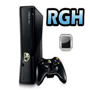 modifica xbox 360 con rgh