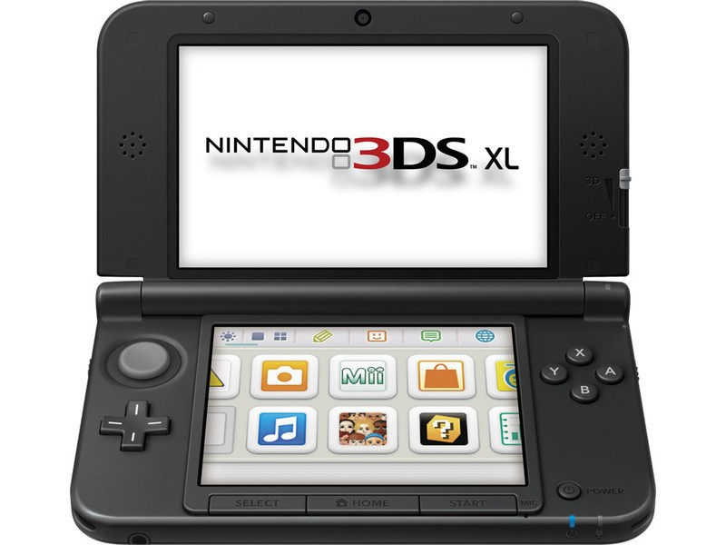 Riparazione schermo superiore rotto Nintendo 3DS XL