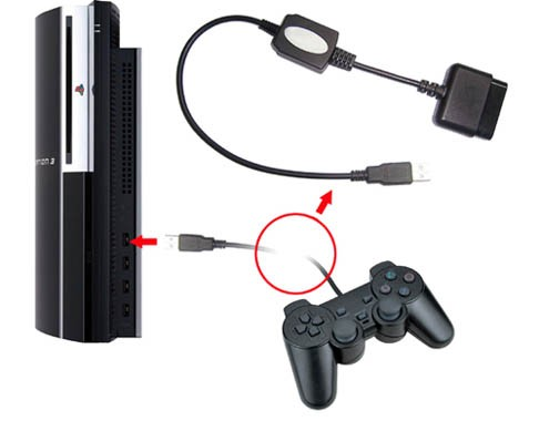 Convertitore Controller Ps2 - Ps3
