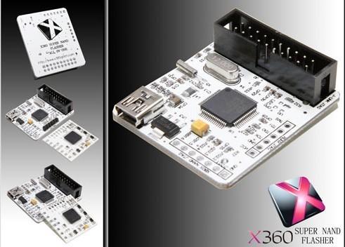 Super Nand Flasher 360 Programmatore Nand xbox 360 ed xbox 360 Slim