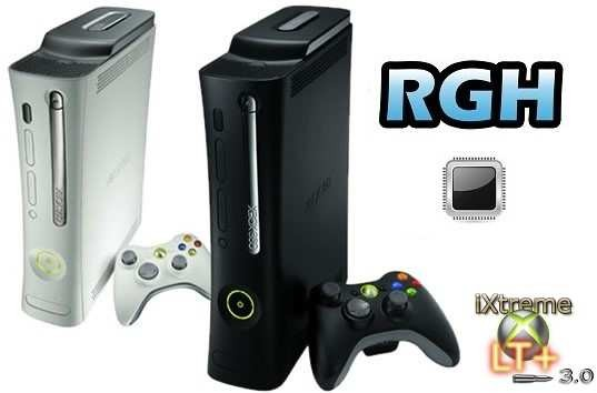 Modifica XBOX 360 Arcade o Elite con RGH + FSD3ITA + Flash Lettore + Dashlaunch 3.18 +Freeboot 17511 + Pack Emulatori + Aurora Dashboard