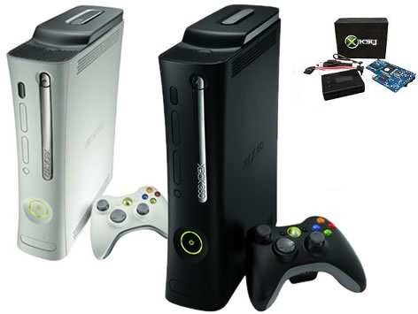 Modifica X360Key V2 ISO Loader per XBOX 360 Arcade ed Elite con aggiornamento Dashboard