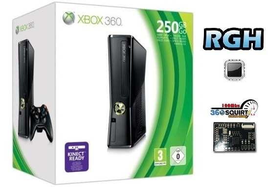 xbox 360 modificata rgh dual nand