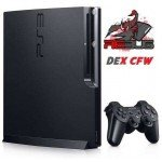 Ps3 Slim modificata con CFW 4.84 DEX con HDD 120GB + Multiman + Showtime + Pack Multimedia - Ideale per i Mod Menù - Usato Garantito
