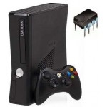 Modifica XBOX 360 Slim Flash Bios Ixtreme LT+ 3.0 + Aggiornamento Dashboard 17511 + Sicurezza Flash Lettore