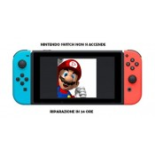 Nintendo switch non si accende
