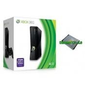 Xbox 360 Slim 4GB con modifica Flash Bios su Lettore DVD + Dashboard 17511+ Avatar Update- Usato Garantito