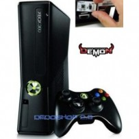 Modifica XBOX 360 SLIM con RGH + Dual Nand + Demon Team Xecuter + FSD3 ITA + dashlaunch 3.18 + Avatar Update + Aggiornamento Avatar + Pack Emulatori