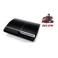Servizio modifica PS3 FAT con installazione CFW 4.82 DEX - ideale per installazione Mod Menù