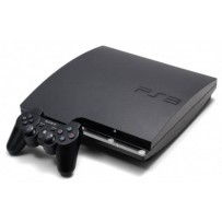 Ps3 Slim modificata con CFW 4.82 Cobra Edition HDD 120GB  + Multiman + Showtime + Pack Multimedia - Usato Garantito