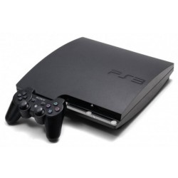 Ps3 Slim modificata con CFW 4.81 Cobra Edition HDD 120GB  + Multiman + Showtime + Pack Multimedia - Usato Garantito