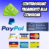 metodi di pagamento dedoshop