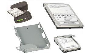 sostituzione hard disk su ps4