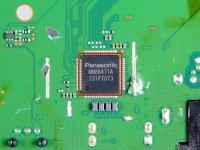 detaglio circuito video ps4