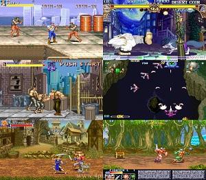 Emulatore sala giochi rgh