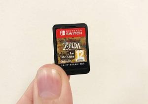 cartuccia gioco nintendo switch