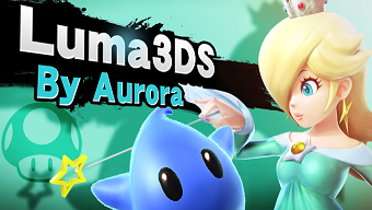 modifica luma 3ds