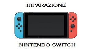 riparazione nintendo switch