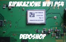 riparazione wifi ps4