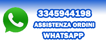 assistenza clienti whatsapp